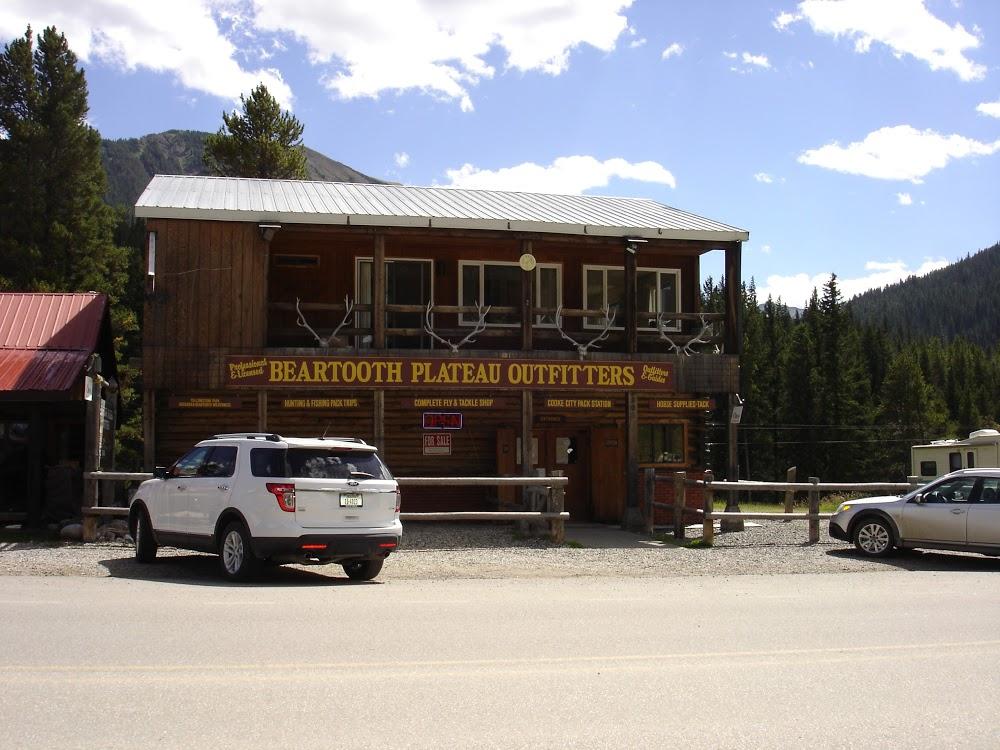 Beartooth Plateau Outfitters