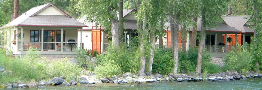 Bridge Street Cottages