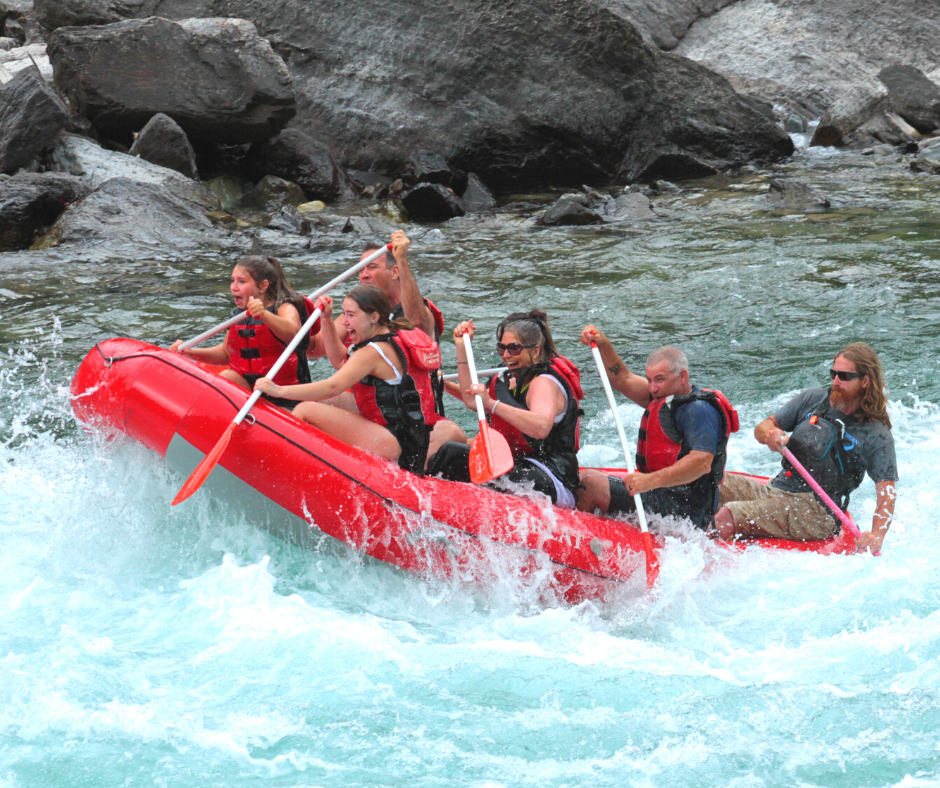 Great Northern Whitewater Rafting
