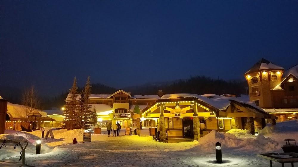 Huntley Lodge
