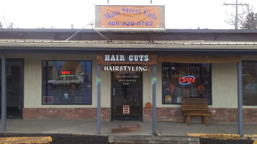 Main Street Cuts Salon And Unique Boutique.