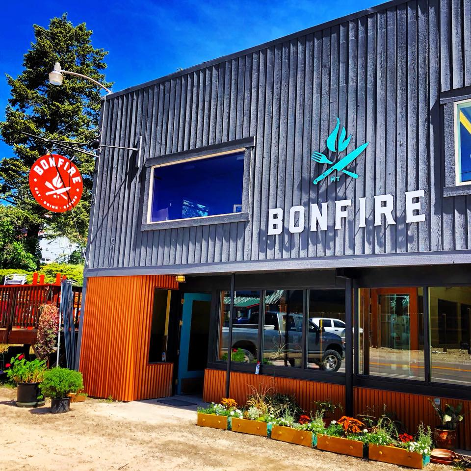 Montana Bonfire