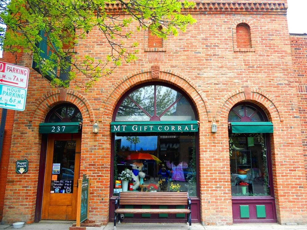 Montana Gift Corral – Downtown Bozeman