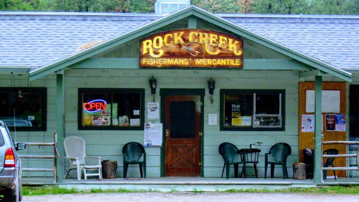 Rock Creek Fisherman's Mercantile & Motel