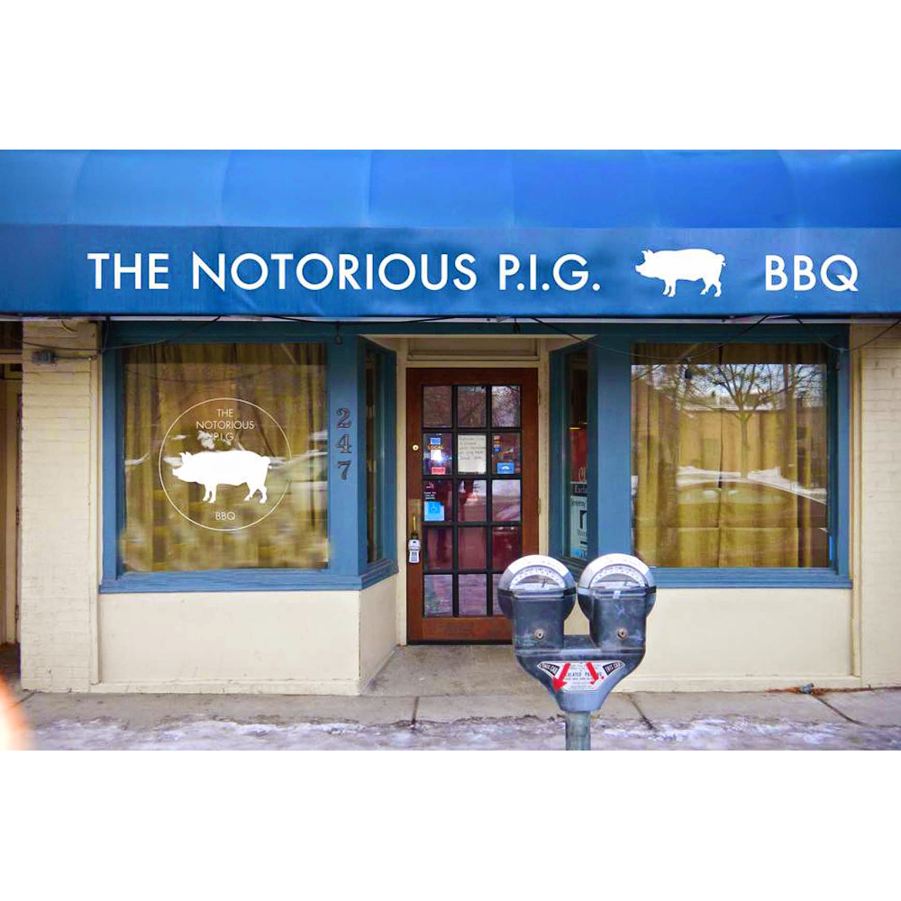 The Notorious P.I.G. BBQ
