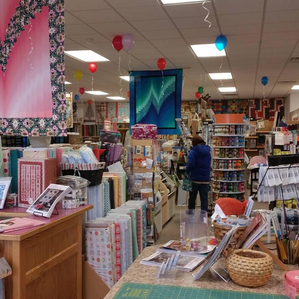 Thimbelina's Quilt Shop