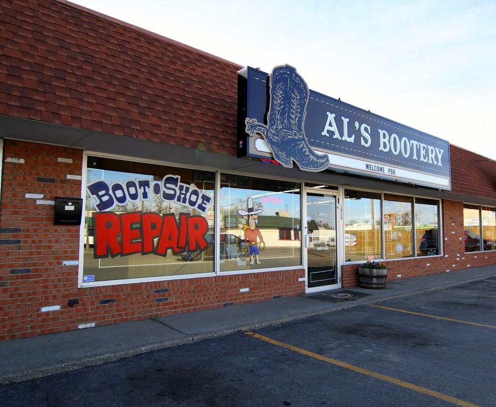 Al's Bootery & Repair Shop