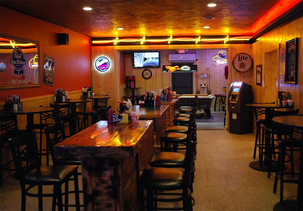 Blue Cat Bar & Grill