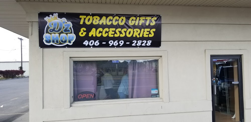 D'z Shop Tobacco Store & Gifts