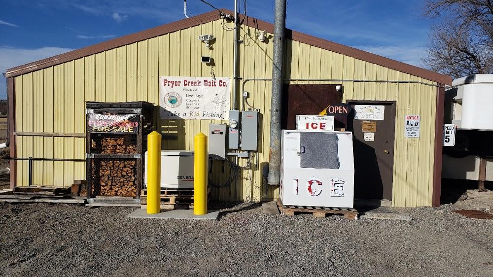 Pryor Creek Bait Company